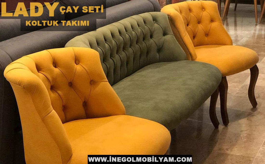 Lady Çay Seti koltuk 1199 TL