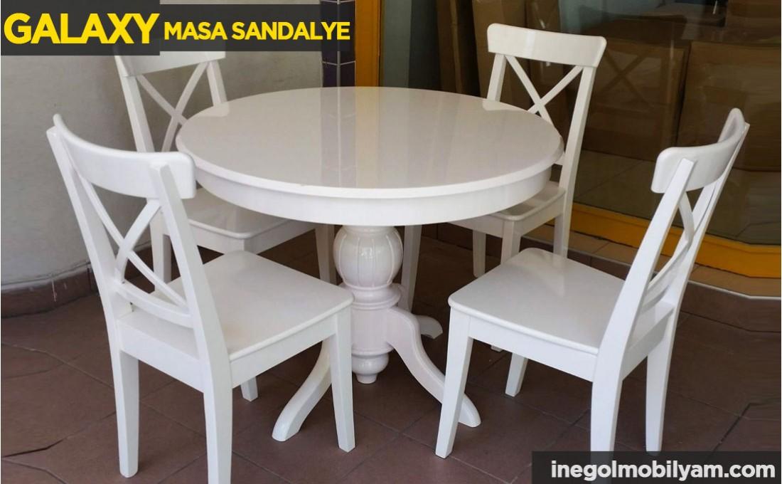 Galaxy Masa sandalye Takımı