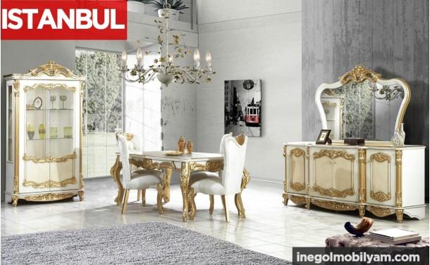 İstanbul Klasik Yemek Odası
